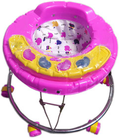 Oh Baby Plastic Musical Walker AWE-BOB-38