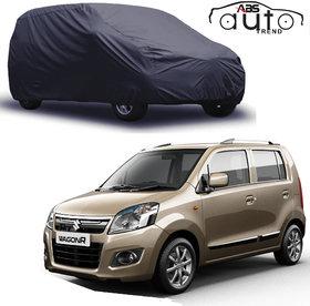 ABS AUTO TREND Matty Grey Car Cover Mariuti Suzuki New Wagnor R