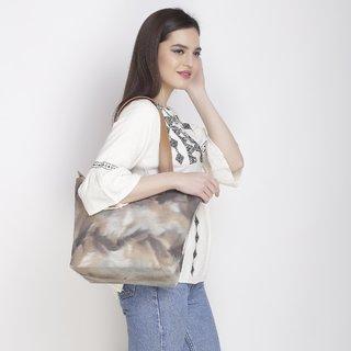 BABES & BABAS Women's Shoulder Bag Fashion Lady Faux Leather Purse Handbags