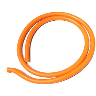 1 Pic Outdoor Long Lasting Rubber Tube, Size   Round 1 cm and 36 inch Length Resistance Tubes