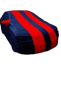 GS- Premium Quality Multi Stitched Waterproof Parachute Red  Blue Blue Car Body Cover for Maruti Suzuki Ertiga  -(With Side Mirror Pockets)