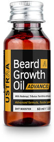 Beard Growth Oil- Advanced - 60 ml