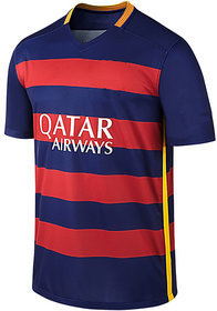 Navex Football Jersey Red And Blue