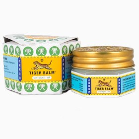 Tiger balm white ointment for headache and stuffy nose 10g