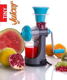 Darkpyro Fruits & Vegetable Plastic Nano Juicer (Assorted Color)