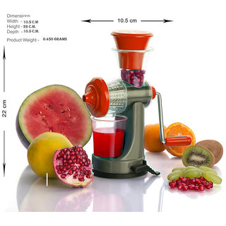 Multicolor Plastic Nano Juicer by Darkpyro