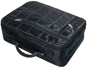 Parachute Folding Suitcase (Folding Bag) for travelers  (Black Color)