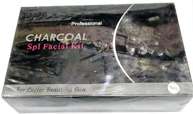 Huda Beauty 5 IN 1Professional Range Charcoal Facial Kit 490 g