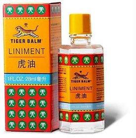 Tiger Balm Liniment Oil  (28 ml)