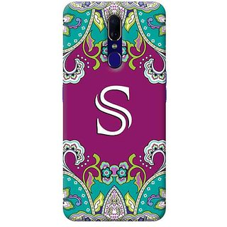 FABTODAY Back Cover for Oppo A9 - Design ID - 0438