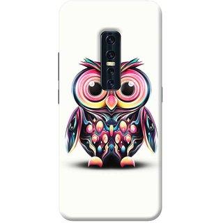 FABTODAY Back Cover for Vivo V17 Pro - Design ID - 0819