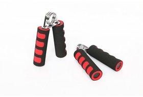High Quality Hand Griper Strengthener (2Pc) Soft Foam Hand Exerciser, Finger gripper (Multi Colour)
