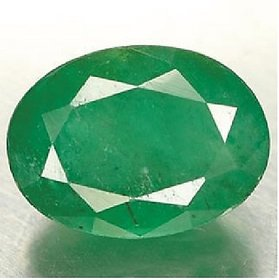 5.00 Ratti Original Best Quality Emerald Panna Gemstones By Lab Certified Jaipur Gemstone