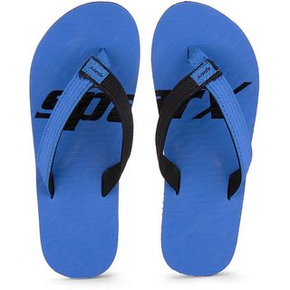 Sparx Blue Slippers