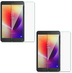 ECellStreet Pack of 3 Tempered Glass 2.5D HD Clear for Samsung Galaxy Tab A 8.0 Sm-T385