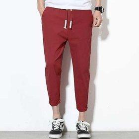 Trendyz Men's Red Trackpants
