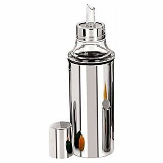 ModishOmbre Steel Oil Container/Dispenser Set of 1 750 mL