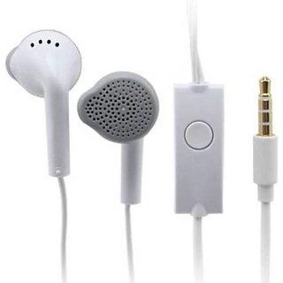 Samsung YS EHS61ASFWE Wired Headset  White, In the Ear  Headphones   Earphones