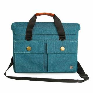 ModishOmbre Canvas Laptop Bag