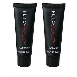 huda beauty Foundation 40ml pack of 2
