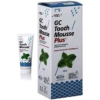 DENTAL GC TOOTH MOUSSE PLUS (Mint Flavor)