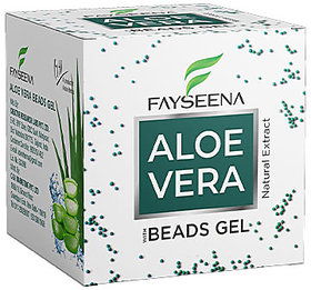 Aloe Vera Gel with Beads Set of 3