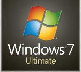 Windows 7 Ultimate 32/64 Bit - Digital Delivery