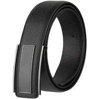 Davidson Men's Leather Belt