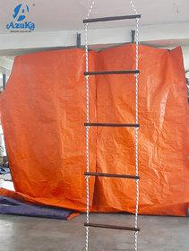 Azuka Climbing Rope Ladder Indoor/Outdoor for Kids