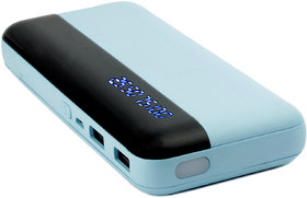 HBNS 20000mah Gemstone Power Bank with Fast Charging Speed