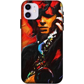 Printed Hard Case/Printed Back Cover for iPhone 11