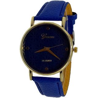 Anself Stylish Women PU Leather Casual Wrist Watch