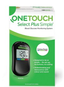 Onetouch Select Plus Simple Glucometers