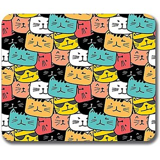 Autoaccessories_deal2018 Mousepad-1612 Mousepad(Multicolor)