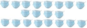 3 Ply Disposable Mask Surgical masks set of 20