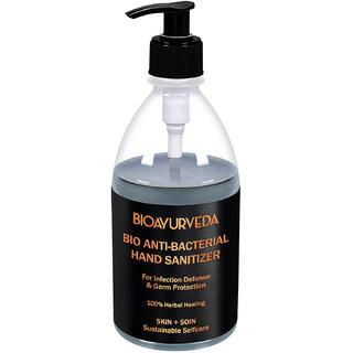 BIOAYURVEDA Bio Anti-Bacterial Hand Sanitizer 500 ML