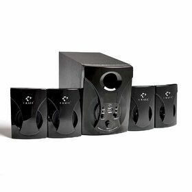 I Kall IK 404 60 W Bluetooth Home Theatre/Speaker System (Black, 4.1 Channels)