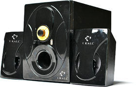 I Kall K-44 40 W Bluetooth Home Theatre  (Black, 2.1 Channel)