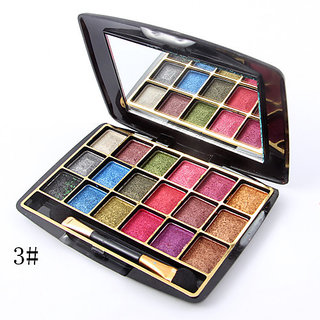 Miss Rose #3 Bright EYE SHADOW 18 COLOR Shades