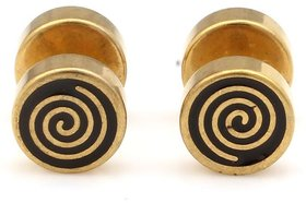 Sanaa Careations antique Designer Fashionable Unique Earrings For Mens And Boys.