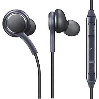 In the Ear Wired Headphones With Mic 1 Month Seller Warranty compatible for Samsung