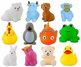 Jojoss Bath Play Chu-Chu Toys  for Kids1+ multicolored