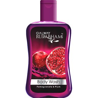 Galway Rupabham Body Wash Pomegranate  Plum