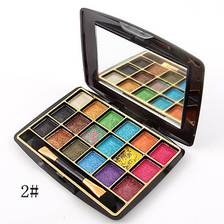Miss Rose #2 Bright EYE SHADOW 18 COLOR Shades