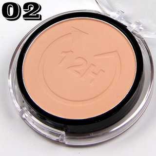 Miss Rose #2 Minerals Beauty Makeup Compact Powder Whitening Brightening Concealer Contour Foundation Powder