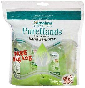 Himalaya Hand Sanitizer Green Apple (30ml / Pack of  - InstantSanitizer