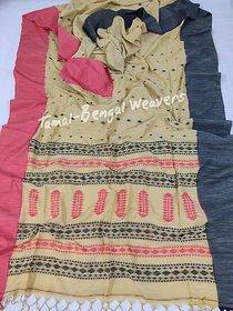 Khadi Kala Khetra Design Saree