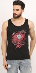 Leotude Mens Sleeveless T-shirt