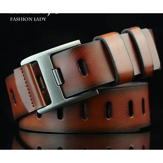 D mall formal casual  belt for men