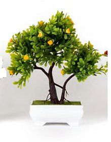 Style UR Home - Artificial Bonsai Tree with Yellow Flowers